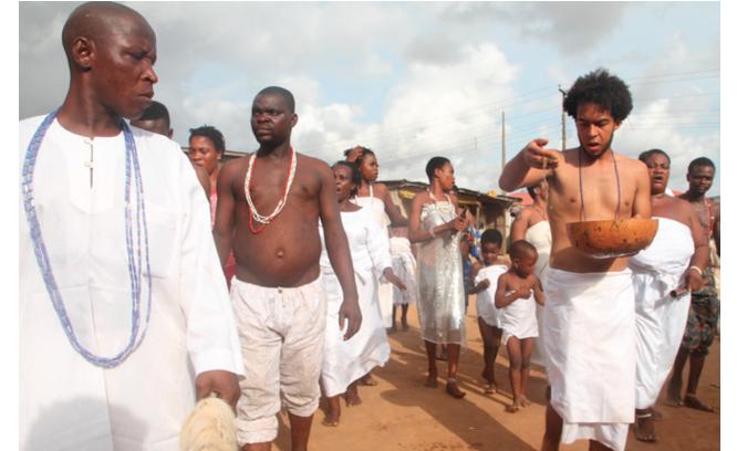 Exploring an enduring Yemoja festival