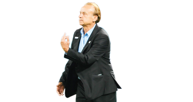 Eagles have no stars like Okocha, Kanu –Rohr
