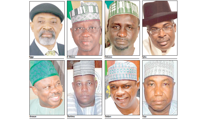 Senate, FEC: Ex-govs continue to maintain dominance