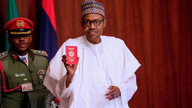 Buhari stops printing of e-passports abroad