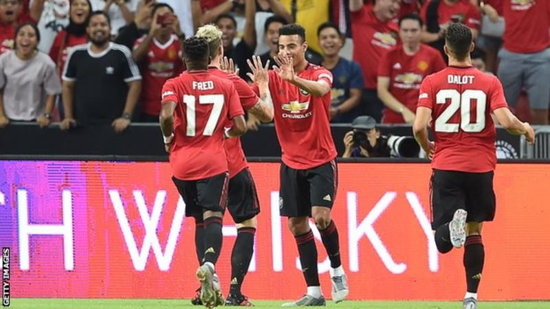 Greenwood scores winner as United beat Inter