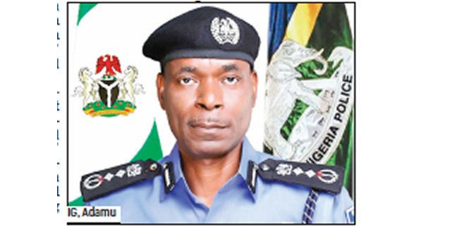IG's team hunt for abducted DPO in Adamawa