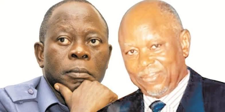 Oyegun to Oshiomhole: You're fuelling Edo Assembly crisis