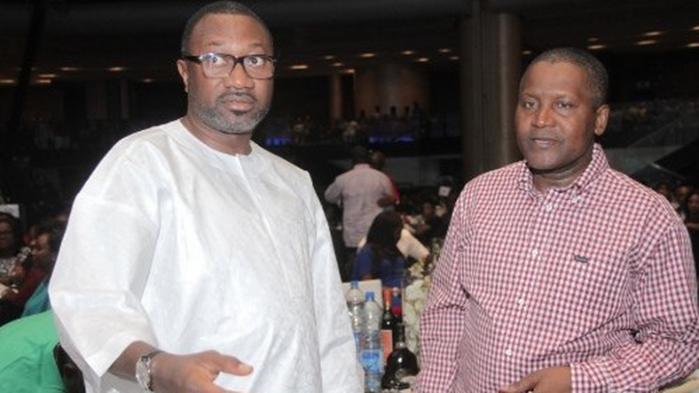 Egypt 2019: Dangote, Otedola pledge dollar rain for Eagles