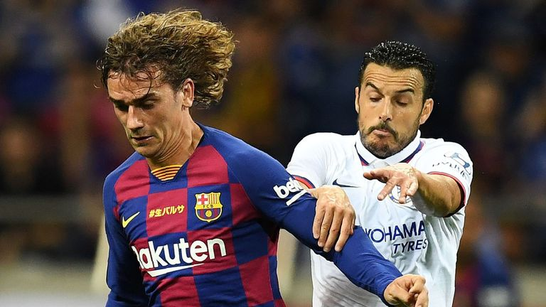 Griezmann heads back to Atletico in crunch game for Barc