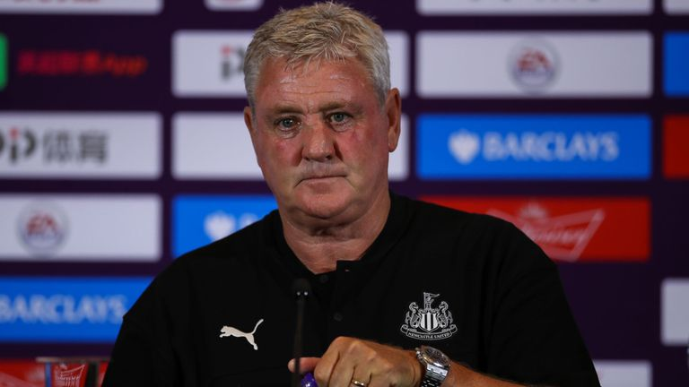 Bruce appointment: Wednesday report Newcastle to Premier League