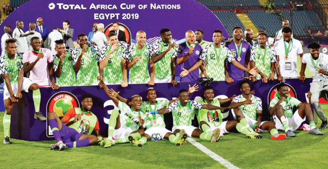 Nigerians deserve better than bronze medal from Eagles –Garba Lawal