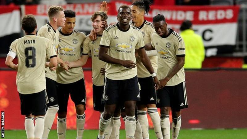Man United beat Perth Glory 2-0 in pre-season friendly