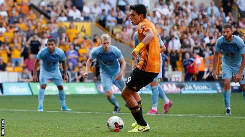 EPL: Newcastle shock Spurs, Burnley hold Wolves