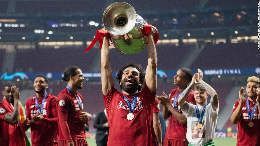Salah's message to Pep: Champions League is football's 'biggest competition'