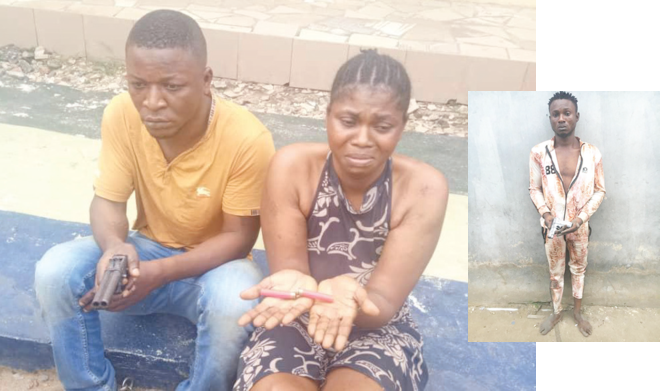 25 suspected cultists held in Lagos