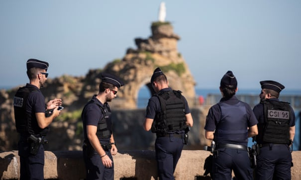 Town in lockdown as G7 summit descends on French resort