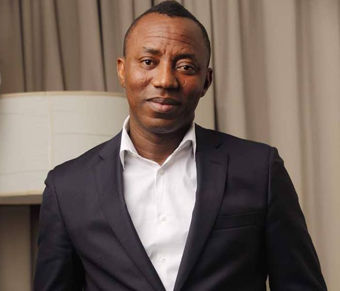 DSS releases Sowore, pays N.1m fine