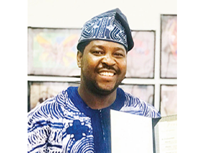 Mayor of Cincinnati honour, very humbling for me – Adewale