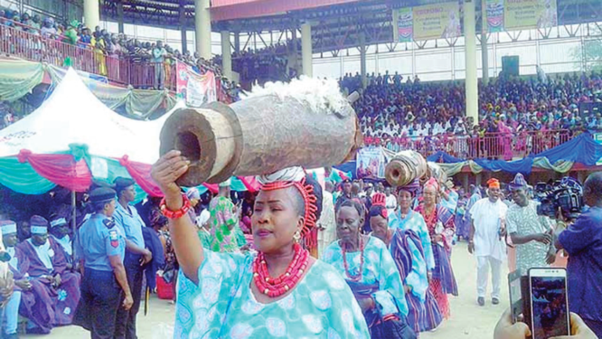 Ado Ekiti: Udiroko Festival 2019 beckons the world