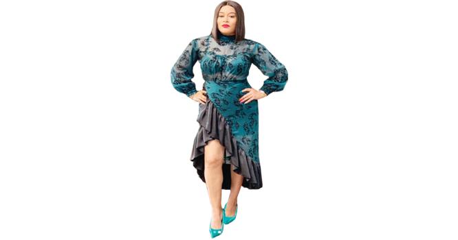 Adunni Adewale: Stylish diva