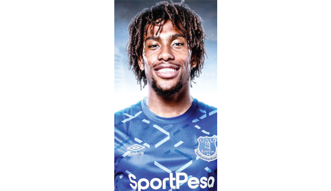 Why I left Arsenal for Everton – Iwobi