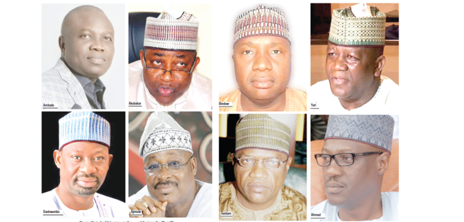Ex-governors: Mixed fortunes for Class of 2019