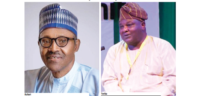 Buhari should fix economy, address insecurity, says Teriba