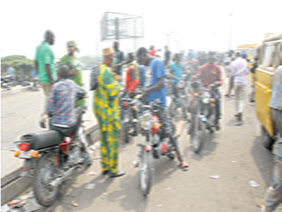'Foreign' cyclists: Ticking security time bomb in Lagos (1)