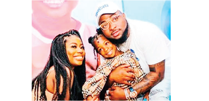 Davido's baby mama hints of further trouble with wish to raise Imade alone