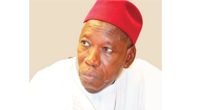 Ganduje: We'll continue to pursue economic development