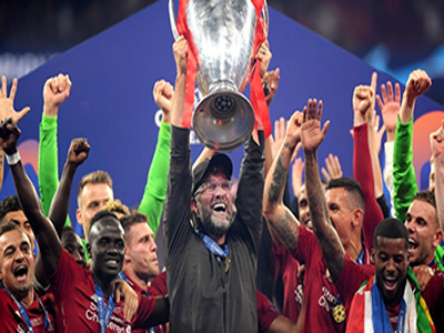 UEFA League: Liverpool drawn with Napoli, Spurs face Bayern