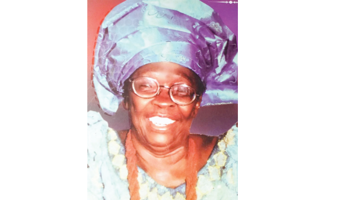 Eulogies as Madam Ngochindo is laid to rest in Rivers