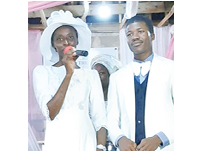 My marriage to missionary divinely ordained, says IDP-turned-lawyer