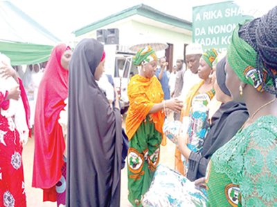 NAWOJ promotes breastfeeding through incentive to mothers