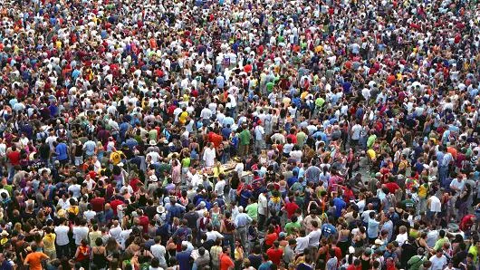 Experts: Nigeria's population is unknown