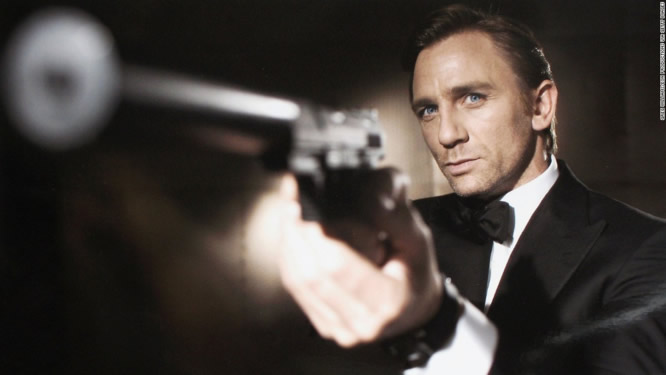 'No Time to Die' is title of new James Bond movie