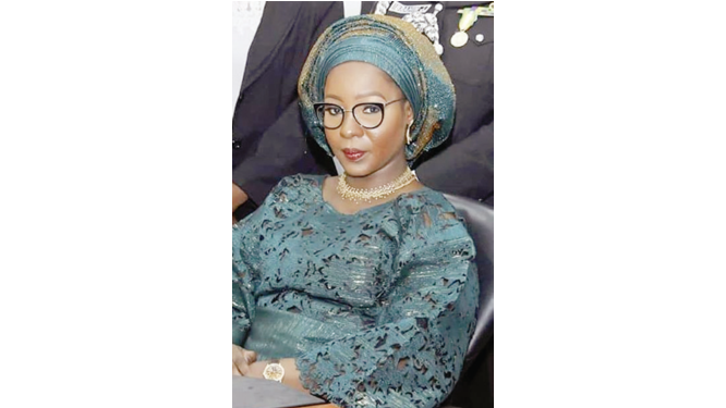 Olufolake Abdulrazaq quietly marks 52nd birthday