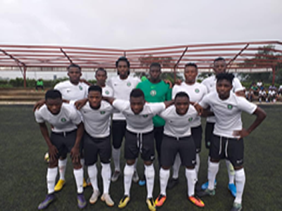 AAG 2019: F'Eagles also eye gold, against Burkina Faso