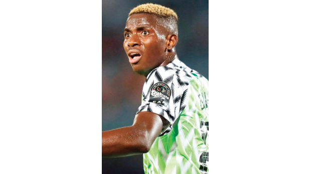 Ighalo, Lawal hail new goal king Osimhen