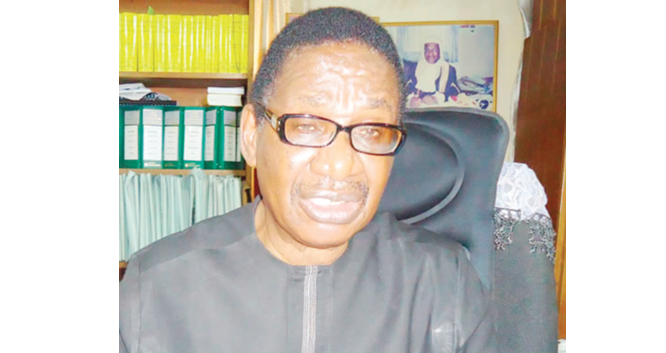 Sagay to Buhari: Re-submit Magu's name to Senate
