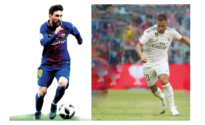 Real aim to wrest title from Barca as La Liga begins