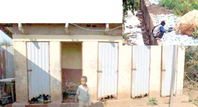 Tackling open defecation in Nigeria