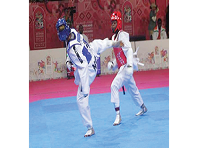 Taekwondo becoming an  important sport in Africa –Gbagbi