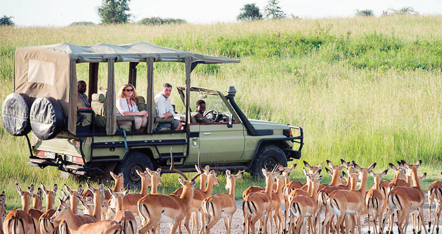 Tanzania President orders split of Selous Game Reserve to form new national park