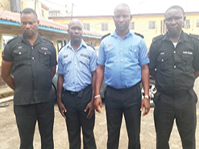 Four SARS operatives arrested for killing unarmed suspects