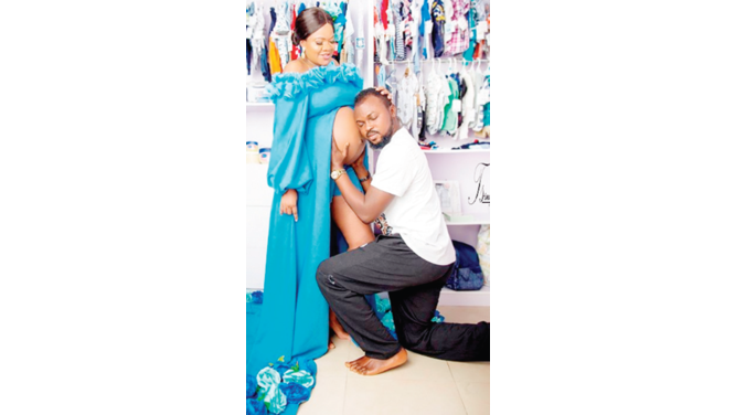 Trending news of the week: Adorable photos of Toyin Abraham as she celebrates triple blessings
