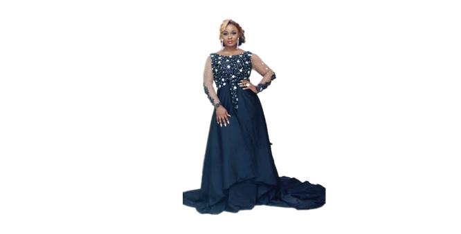 Uriel Ngozi Oputa: Sassy curvy lady