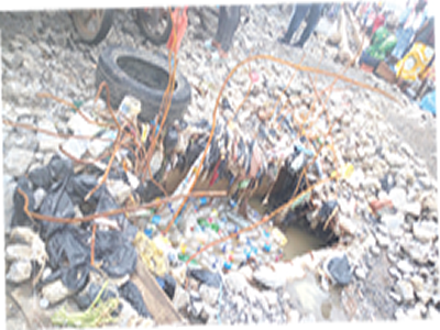 Jakande-Ejigbo Road cries for attention