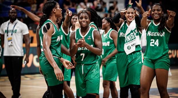 AfroBasket: Nigeria through to semis