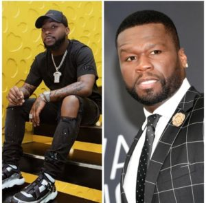 Davido revels in performing at 50 Cent's double events in US
