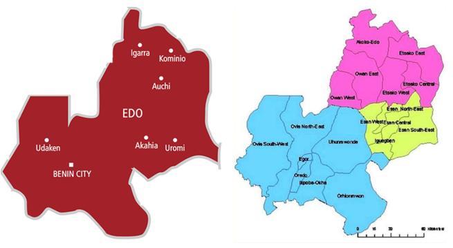 Edo: The vultures flock to the prey