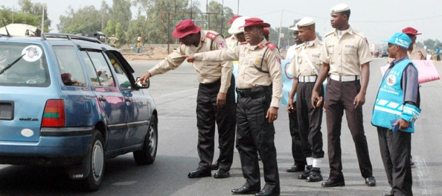 Alleged extortion: Joint enforcement team arrests 42 FRSC officials, agents – ICPC