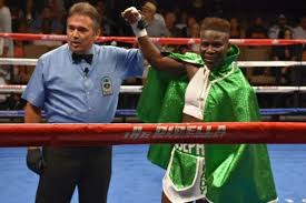 Boxing: Nigeria's Joseph boosts record with win over Hungary's Horgasx