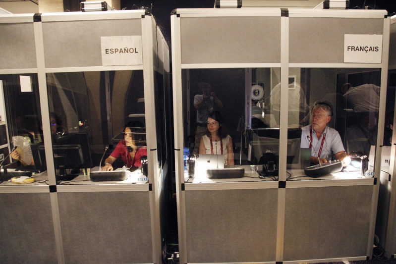 Yes, Oui and Hai: Interpreters ready for Tokyo Olympics